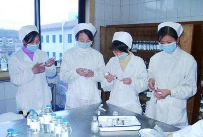 中国五冶大学护理专业