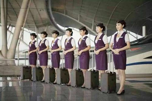 中国五冶大学高铁乘务与管理专业