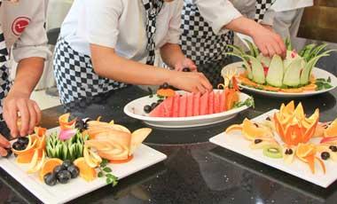 烹饪(中西式)专业