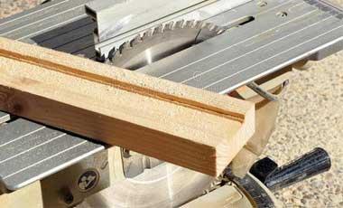 木材加工专业
