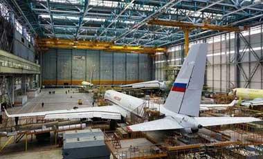 飞机制造与装配专业
